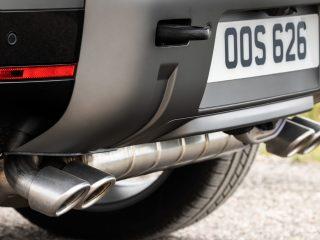 Land Rover Defender 110 V8 review 13