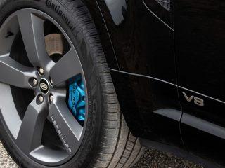 Land Rover Defender 110 V8 review 14