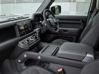 Land Rover Defender 110 V8 review 3