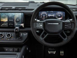 Land Rover Defender 110 V8 review 4