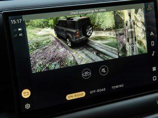 Land Rover Defender 110 V8 review 6