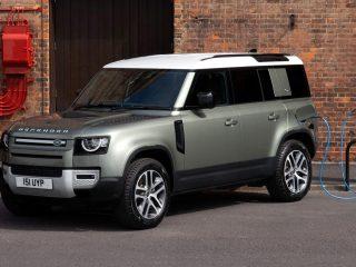 Land Rover Defender PHEV 2021 3