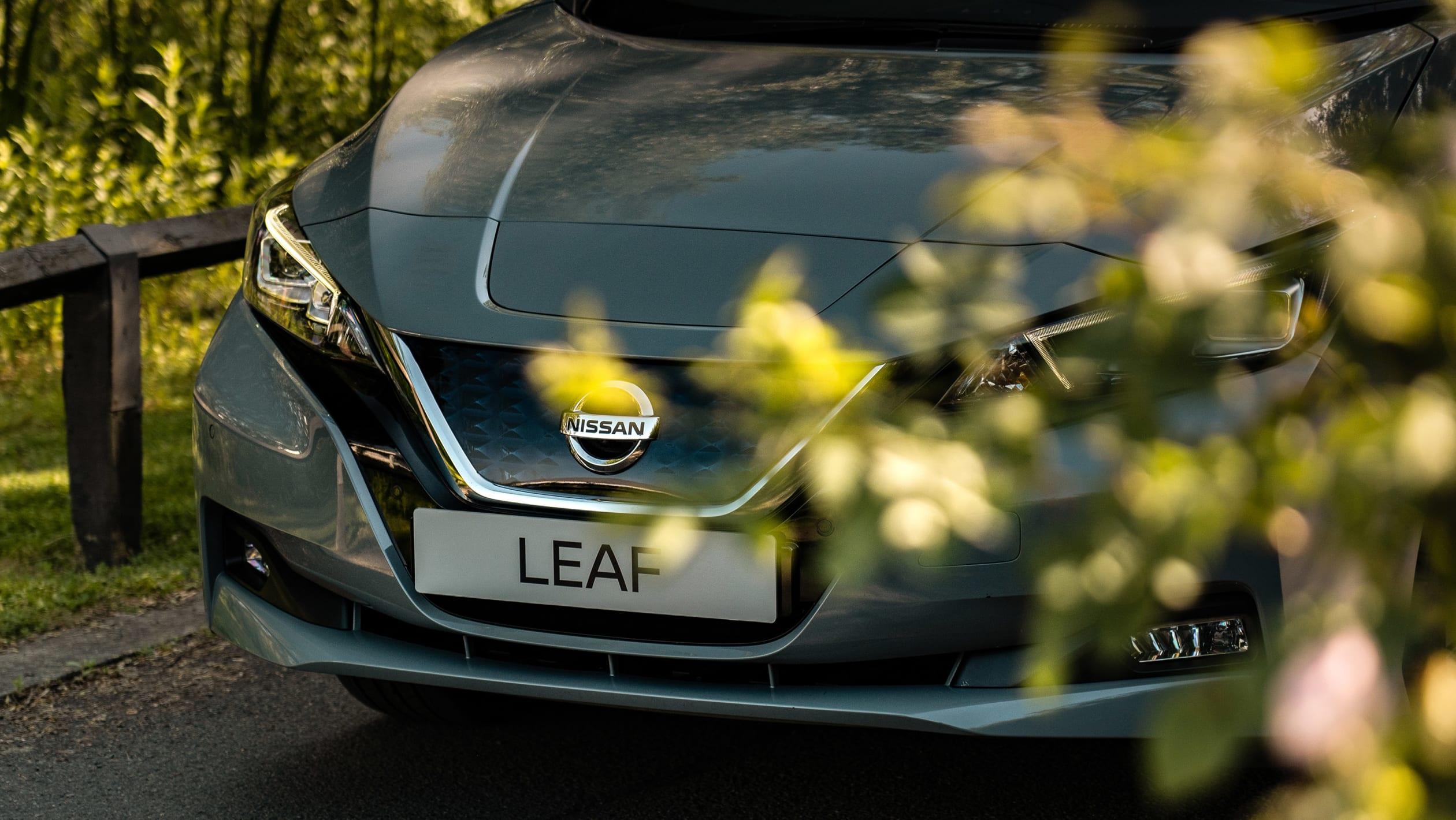 Nissan Leaf 2021 2