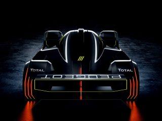 Peugeot Le Mans Hypercar 2