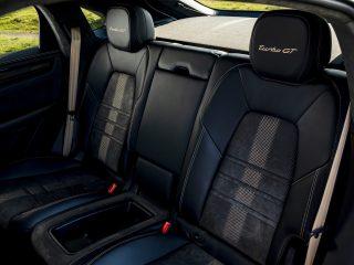 Porsche Cayenne Coupe Turbo GT 2021 11