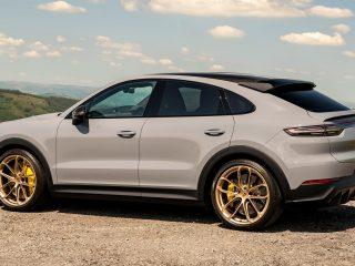 Porsche Cayenne Coupe Turbo GT 2021 2