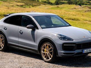 Porsche Cayenne Coupe Turbo GT 2021