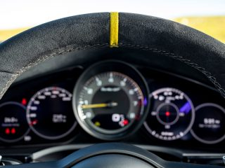 Porsche Cayenne Coupe Turbo GT 2021 9