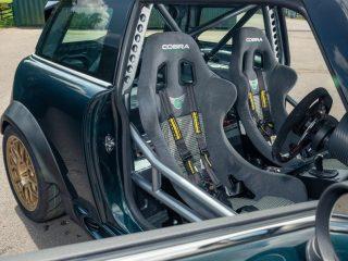 V8 Mini BMW M3 project 4