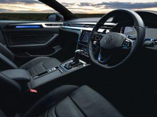 VW Arteon R Shooting Brake 12