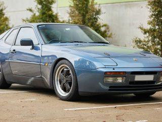 porsche 944 turbo summon
