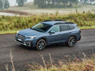2021 Subaru Outback AWD review 1