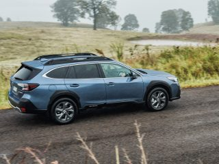 2021 Subaru Outback AWD review 3