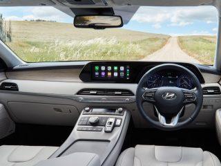 2022 Hyundai Palisade SUV 1