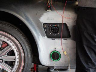 85 ava electric cobra prototype feature fuel cap