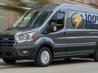 All New Ford E Transit 14