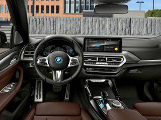 BMW iX3 2021 facelift official 15