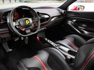 Ferrari F8 Tributo 2021 Review 11