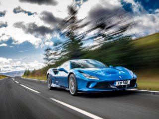 Ferrari F8 Tributo 2021 Review 8