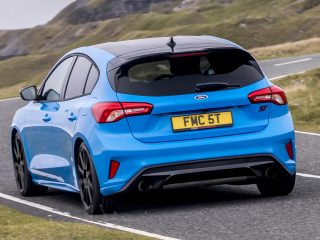 Ford Focus ST Edition 2021 5