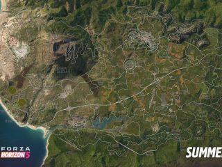 Forza Horizon 5 map update 5