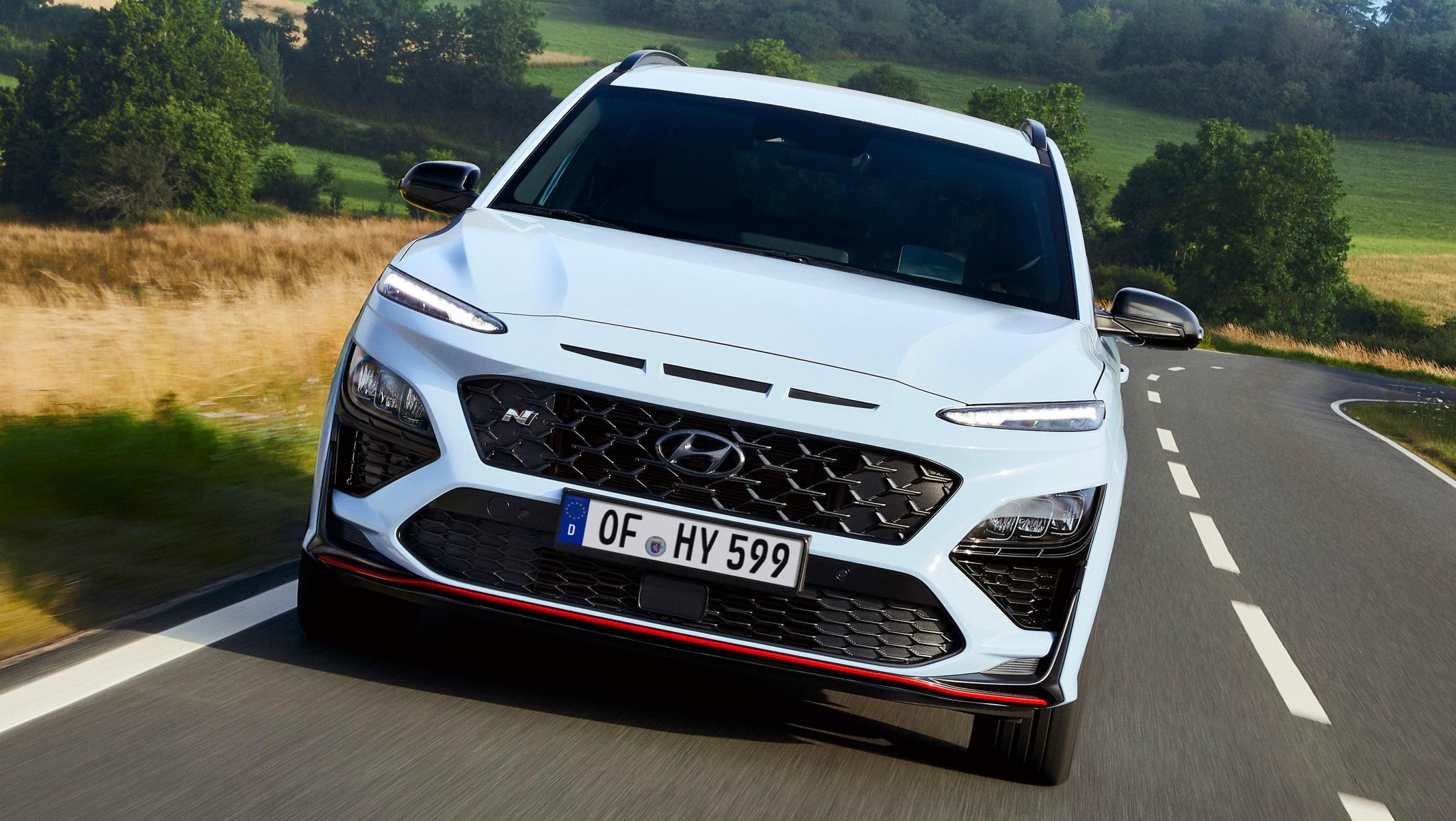Hyundai Kona N 2021 17