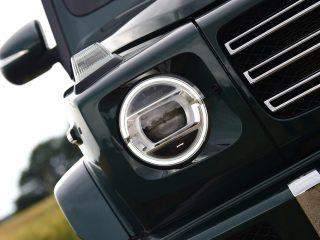 Mercedes Benz G400d Review 2021 1