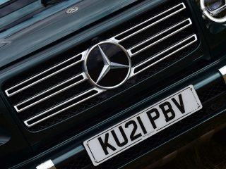 Mercedes Benz G400d Review 2021 15