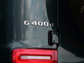 Mercedes Benz G400d Review 2021 2