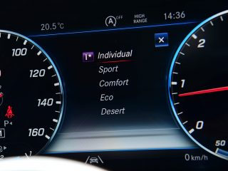 Mercedes Benz G400d Review 2021 9