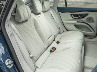 Mercedes EQS review 22