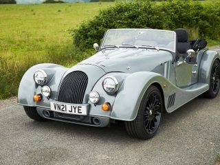 Morgan Plus 6 drive 2021 14