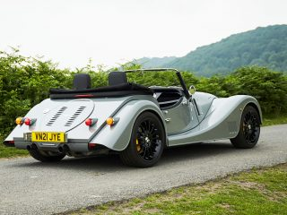 Morgan Plus 6 drive 2021 15