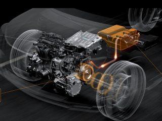 Nissan E Power hybrid 2