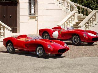 Toy Ferrari Testa Rossa J 9