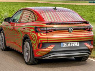 Volkswagen ID5 GTX prototype 2