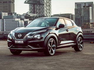 2021 Nissan Juke Australia review 11