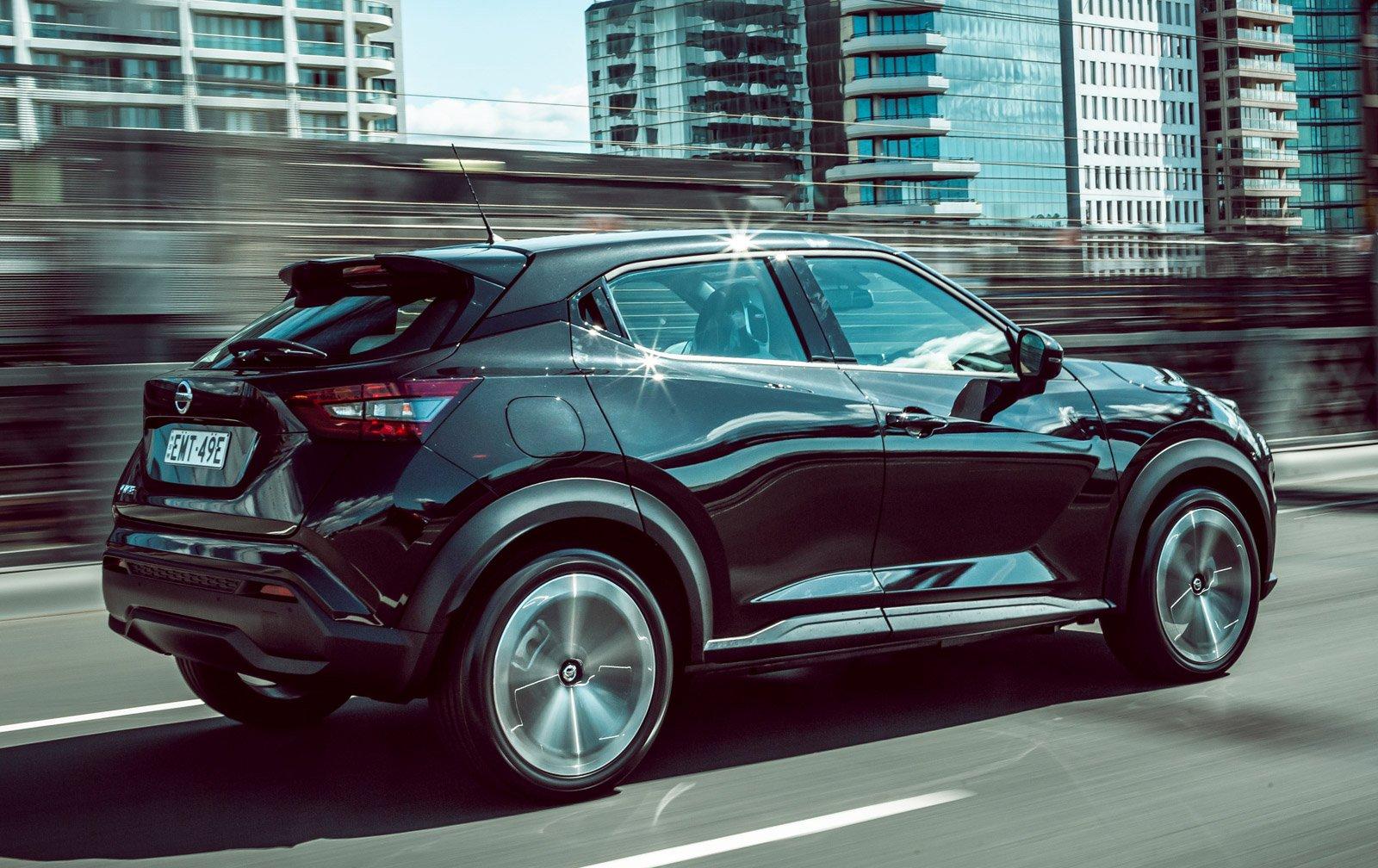 2021 Nissan Juke Australia review 13