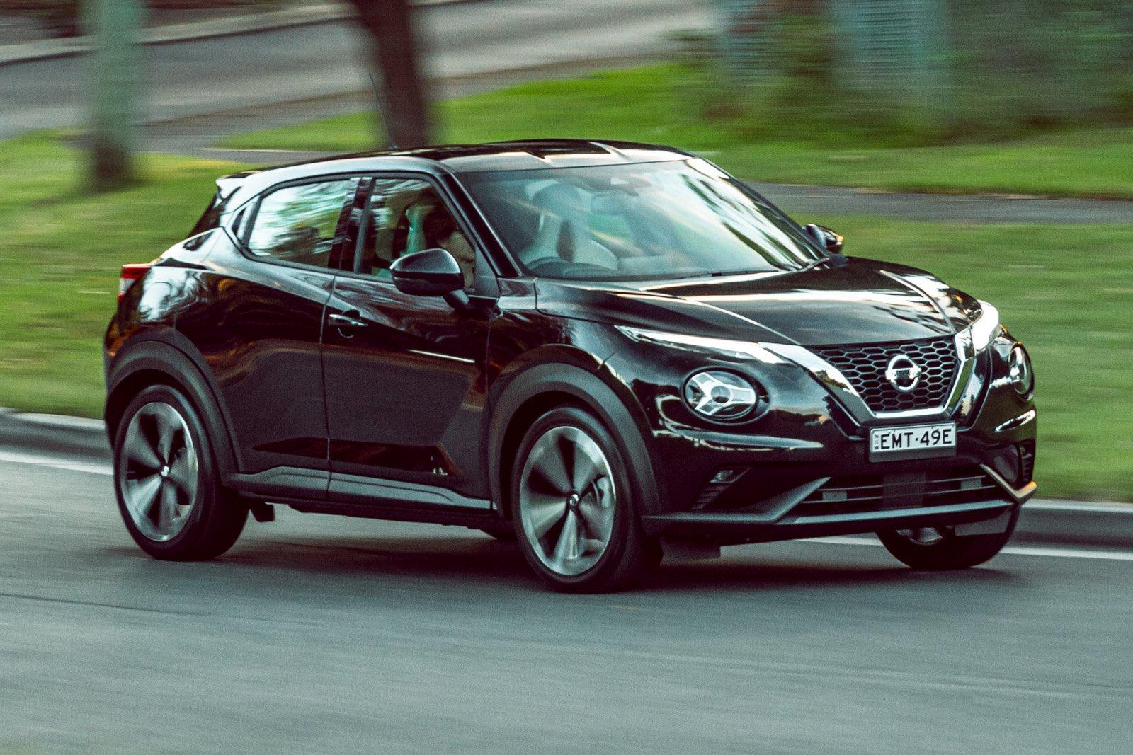 2021 Nissan Juke Australia review 14