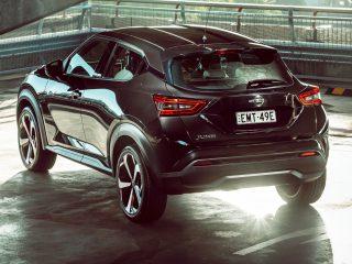 2021 Nissan Juke Australia review 9