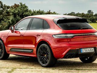2021 Porsche Macan GTS Review 1
