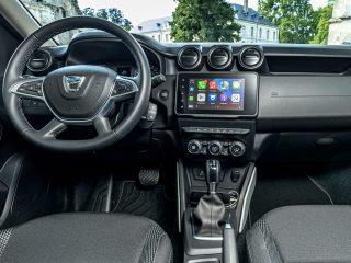 2022 Dacia Duster Review 4