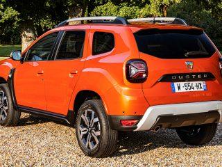 2022 Dacia Duster Review 6