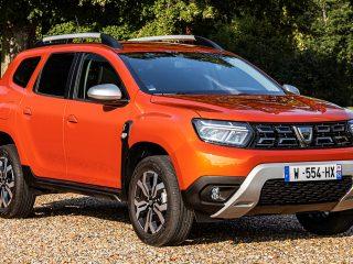 2022 Dacia Duster Review 7