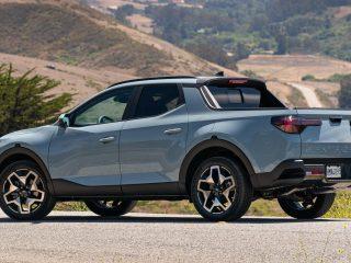 2022 Hyundai Santa Cruz ute 12 1