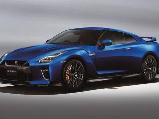2022 Nissan GT R reveal 2