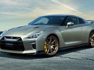 2022 Nissan GT R reveal 4