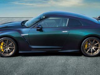 2022 Nissan GT R reveal 5