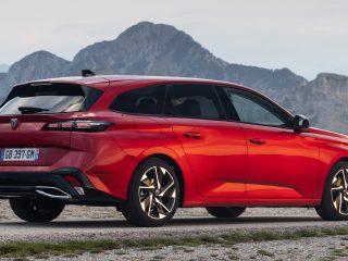 2022 Peugeot 308 SW review 2