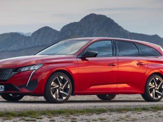 2022 Peugeot 308 SW review 3